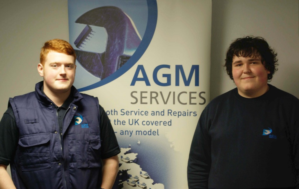 Apprentices AGM 1