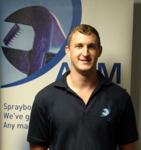New Spraybooth Engineer - Stuart Pavey