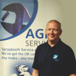 New Scotland spraybooth engineer for AGM Services