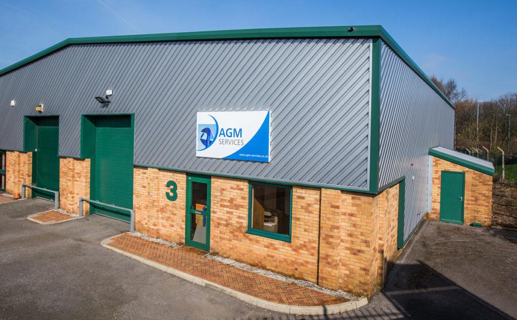 New AGM Warehouse