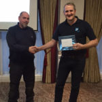 AGM congratulates Dave Hutchinson for a successful 10 years